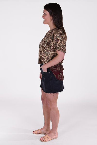 Sissel Edelbo Sissel Edelbo blouse top soul multicolour