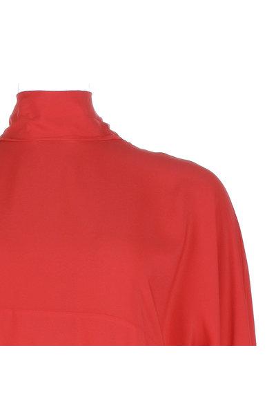 Mauro Grifoni Mauro Grifoni jurk 27002/6 rood