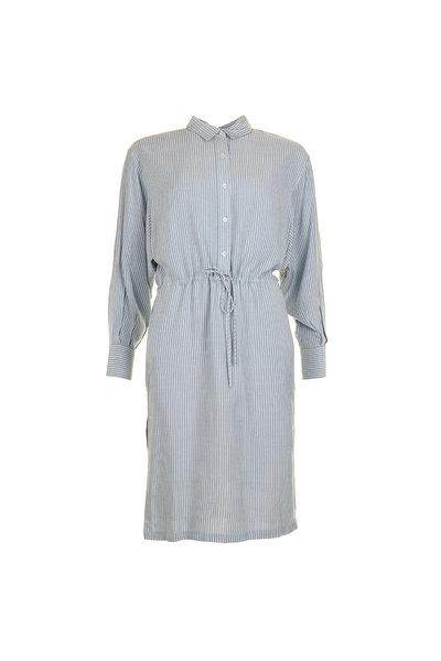 IRO IRO jurk Markala blauw