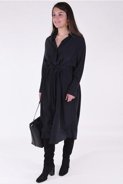 JOSEPH JOSEPH jurk Evie zwart