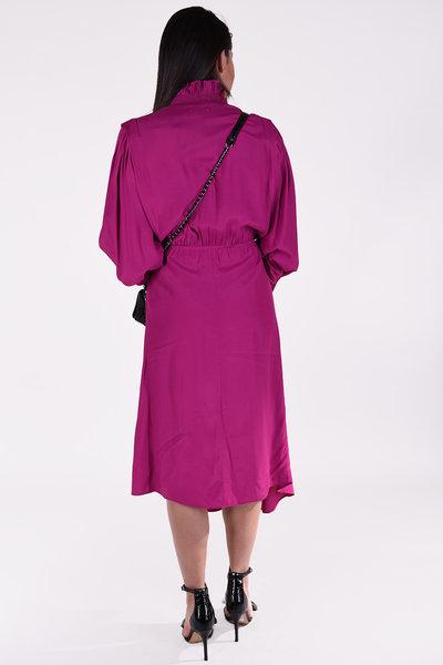 Isabel Marant Isabel Marant jurk Cescott fuschia