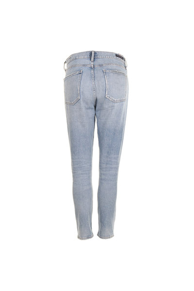 Citizens of Humanity Citizens of Humanity jeans Olivia Crop blauw