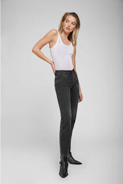 Anine Bing Anine Bing jeans Jackie zwart