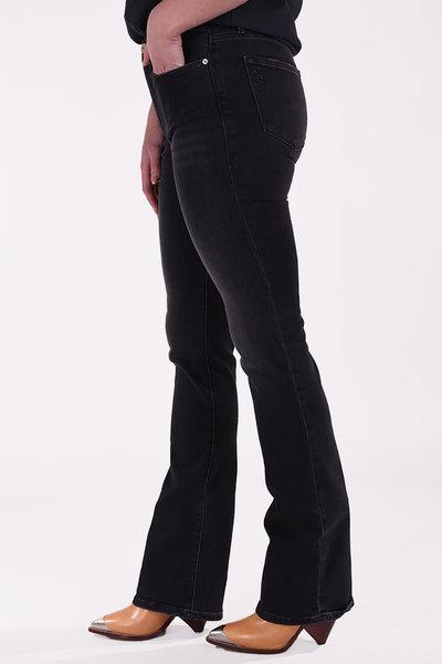 FRAME FRAME jeans Charlie Le Mini Boot grijs