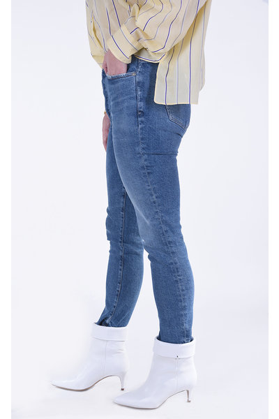 Citizens of Humanity Citizens of Humanity jeansbroek Olivia blauw