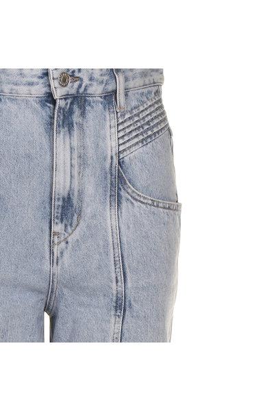 Isabel Marant Isabel Marant jeans Henoya blauw