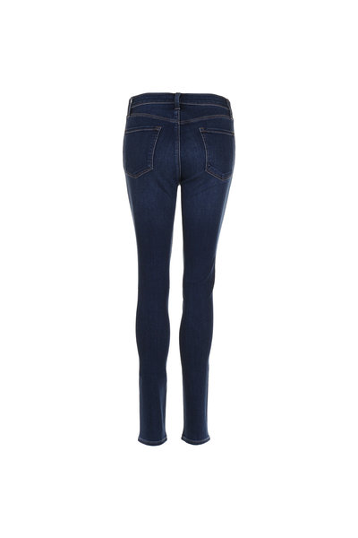 JBrand JBrand jeans Maria high rise blauw