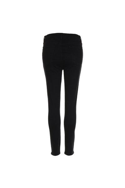 JBrand JBrand jeans Lillie high rise crop skinny zwart
