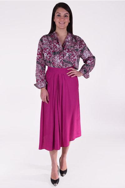 Isabel Marant Isabel Marant rok Yeba roze