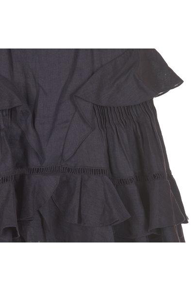 Isabel Marant Isabel Marant rok Alikaya zwart