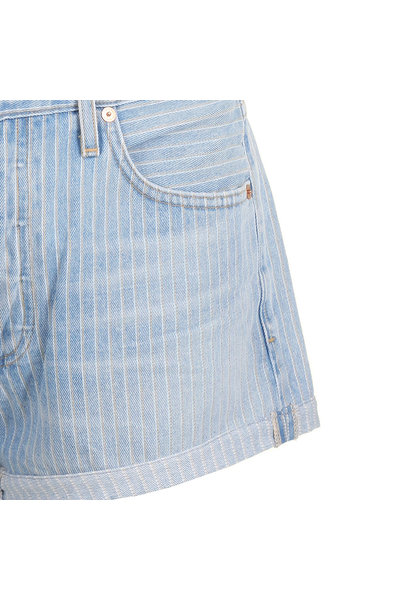 Citizens of Humanity Citizens of Humanity short Bree Relaxed blauw