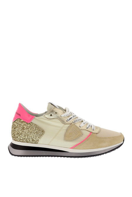 Philippe Model sneakers Tropez mondial creme