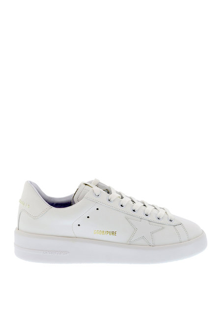 Golden Goose sneakers Pure Star G36WS603 wit