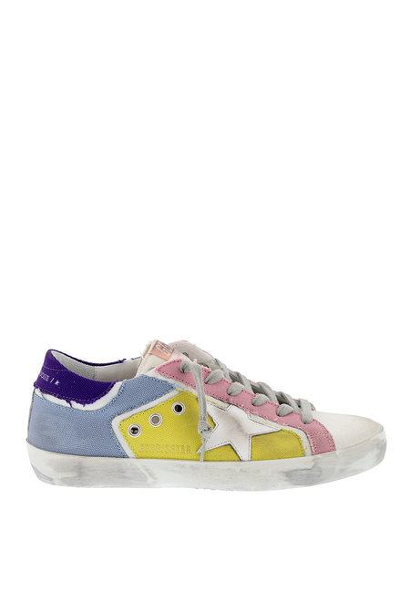 Golden Goose sneakers Superstar  multicolour