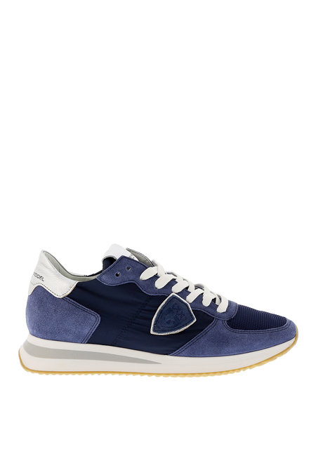 Philippe Model sneakers Tropez mondial blauw