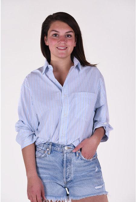 blouse Kayla blauw