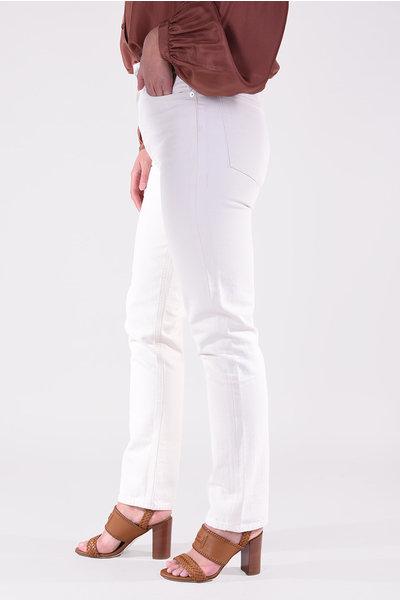 Agolde Agolde jeansbroek Remy A105-1183 crème