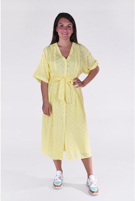 jurk Bahia La Paz geel