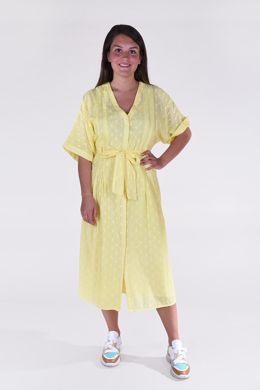 Sea Me Happy jurk Bahia La Paz geel