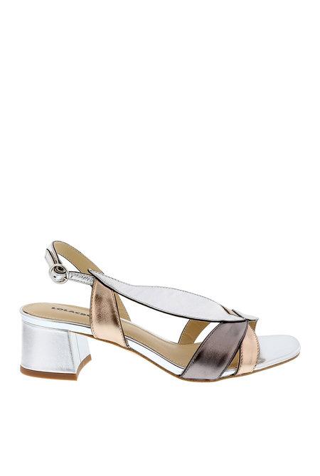sandalen 181Z10BK zilver