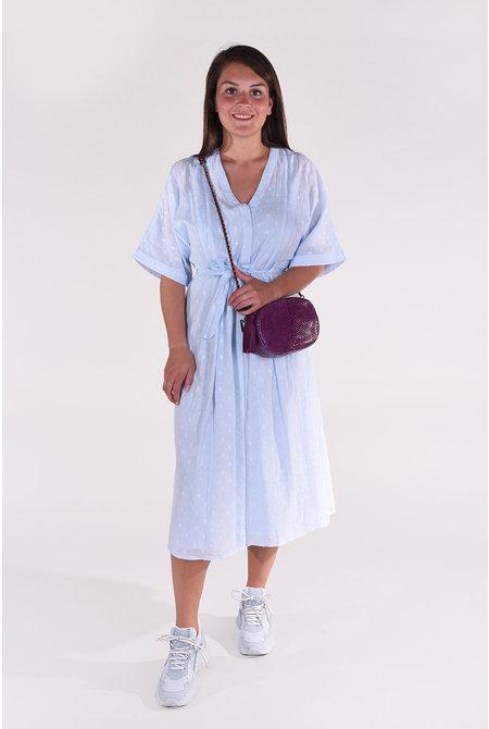 jurk Bahia La Paz blauw