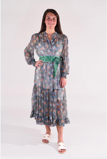 jurk Celina multicolour 2