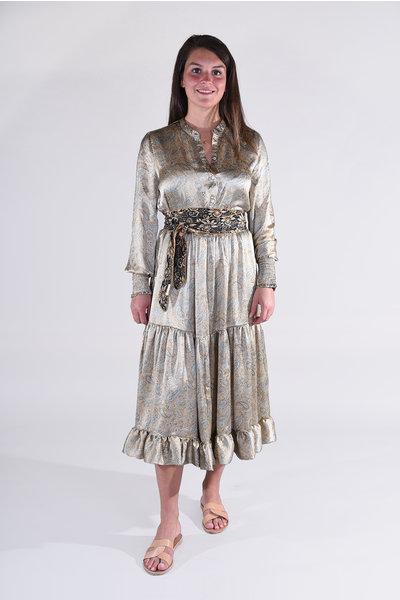Sissel Edelbo Sissel Edelbo jurk Celina multicolour 3