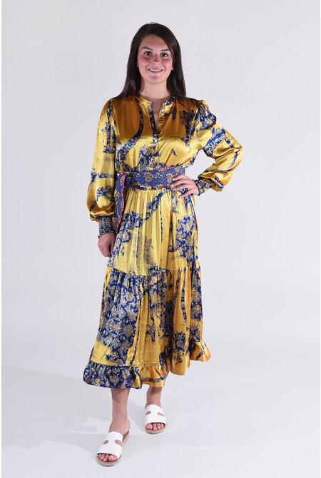 jurk Celina multicolour 8