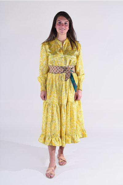 Sissel Edelbo Sissel Edelbo jurk Celina multicolour 22