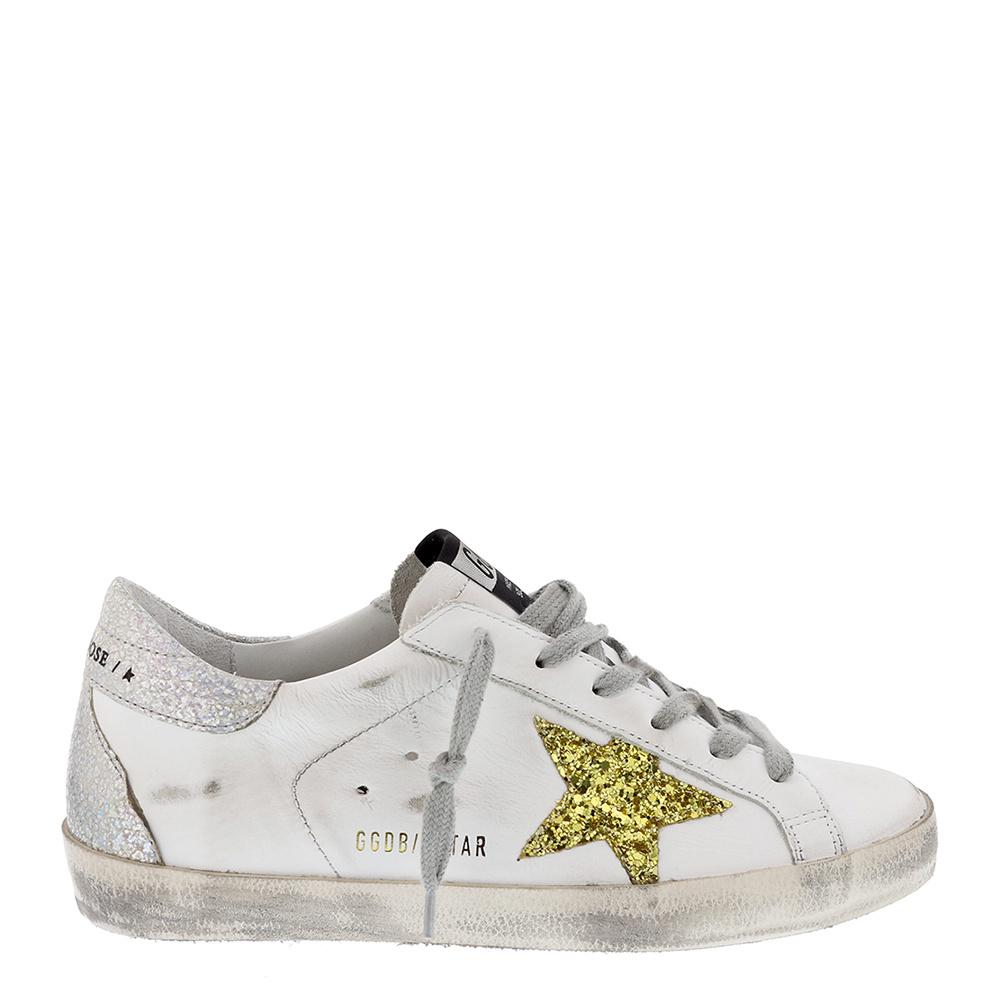 Golden Goose sneakers G36WS590 wit