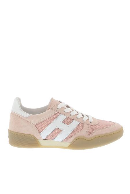 sneakers HXW3570 roze