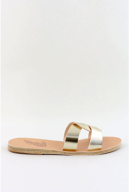 sandalen Desmos goud