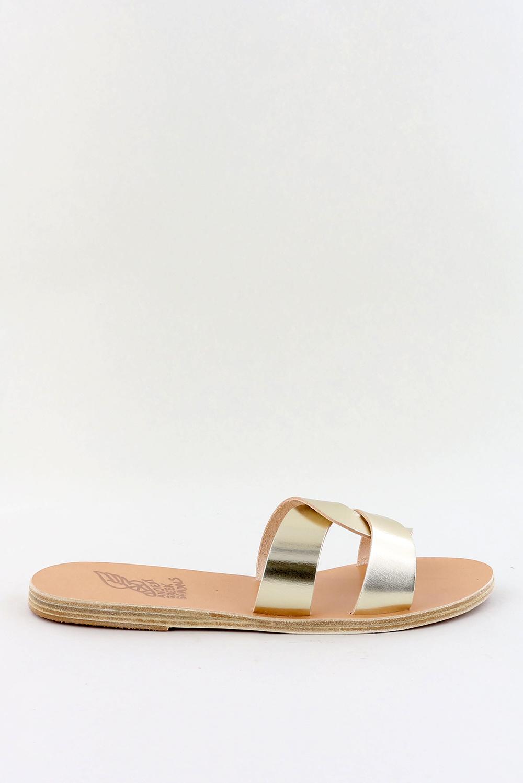 Ancient Greek Sandals sandalen Desmos goud