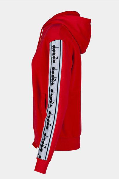 Diadora Heritage Diadora trui Trofeo 502.175816 rood
