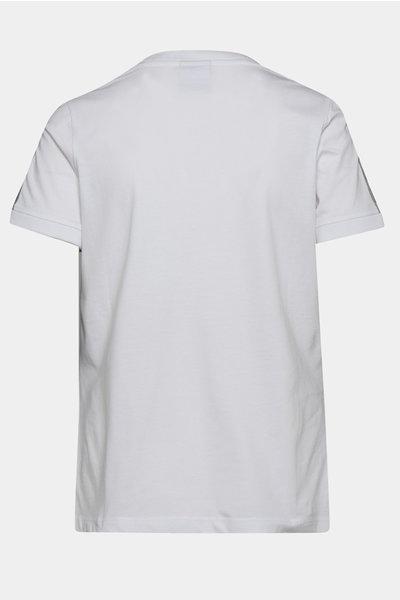 Diadora Heritage Diadora t-shirt Trofeo 502.175812 wit