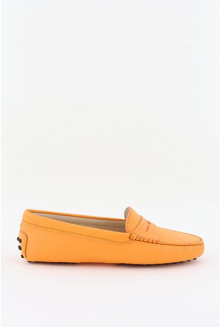 loafers oranje