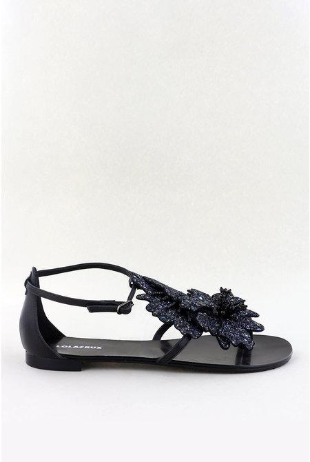 sandalen 034Z05BK zwart
