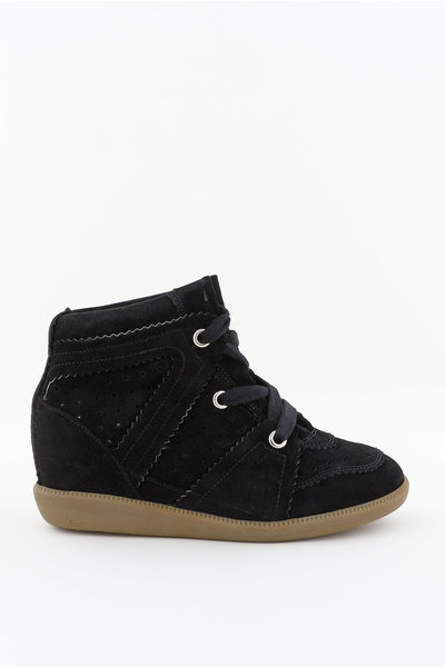 Isabel Marant Isabel Marant sneakers Bobby BK0003-00M102S zwart