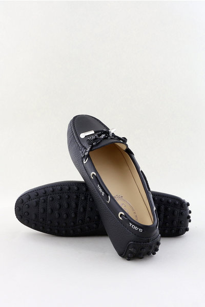 Tods Tods loafers  XXW0FW0DB305J1B999 zwart