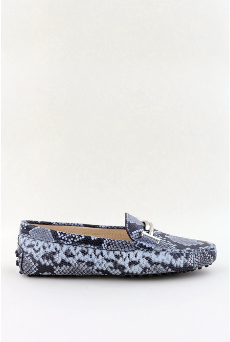 loafers blauw