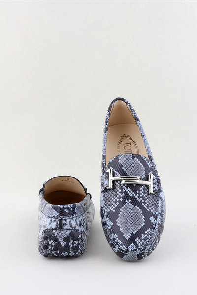 Tods Tods loafer XXW00G0Q499THYU025 blauw