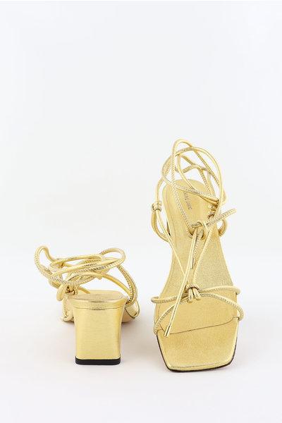 Anine Bing Anine Bing sandalen Graham A-14-4104-920 goud