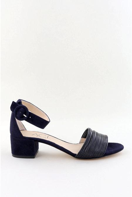 sandalen D631042 blauw