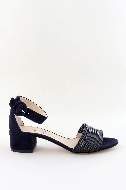 AGL sandalen D631042PCKE7051731 blauw