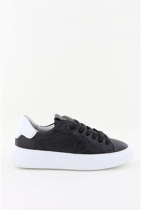 sneakers Temple zwart