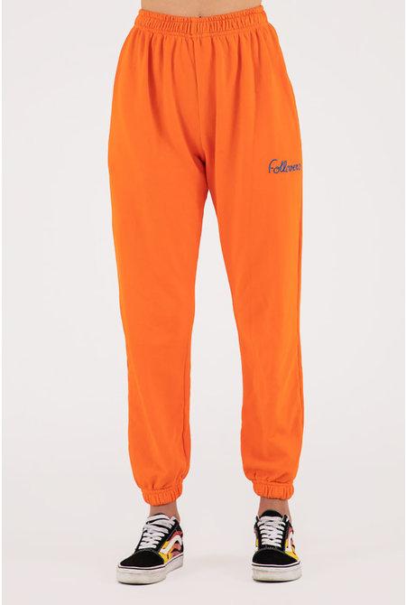 broek Kim oranje