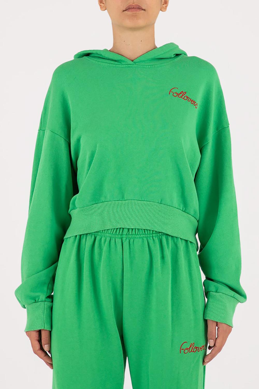 Follovers trui Kylie groen