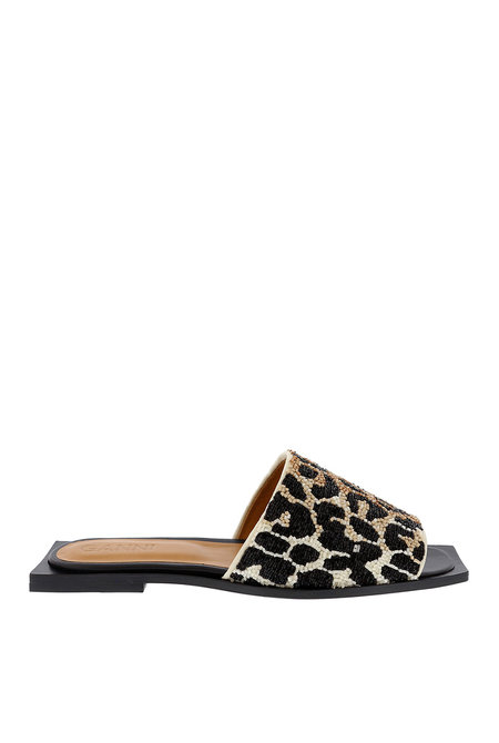 slippers S1193 dierenprint