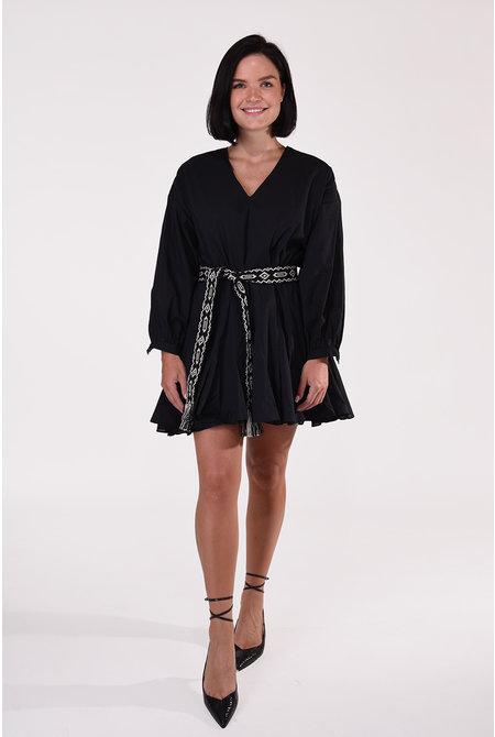 jurk Peyton zwart