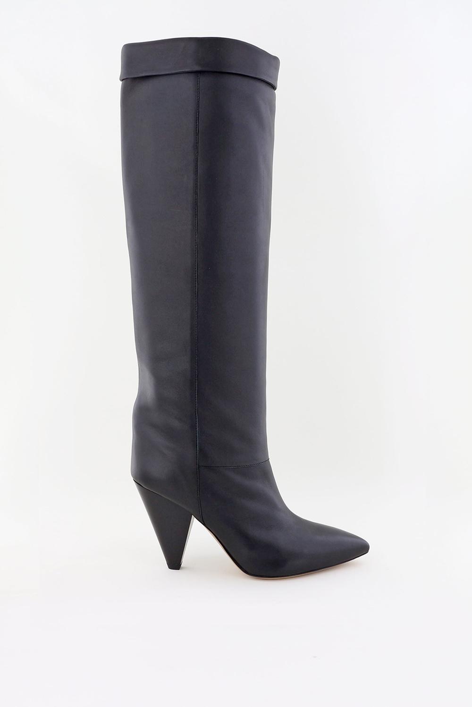 Isabel Marant laarzen Loens BT0152-20A043S zwart